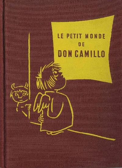 Giovannino guareschi raccolta delle opere tradotte for Don camillo a paris