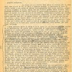 Lettera 22 ottobre 1956 pag 1