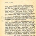 Lettera 3 novembre 1956