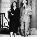 Alba con Guido Piovene. Parigi, giugno 1958