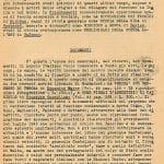 Primo comunicato stampa del dicembre 1945 pag 4