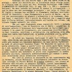 Primo comunicato stampa del dicembre 1945 pag 8