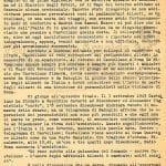 Primo comunicato stampa del dicembre 1945 pag 9