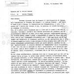 Guido Gerosa, L'Arno non gonfia d'acqua chiara pag 1