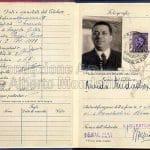 Passaporto di Arnoldo