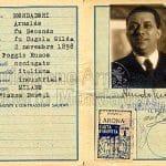 carta d'identità Arnoldo
