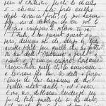 Lettera di Alba de Céspedes pag 2