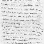 Lettera Aldo Palazzeschi pag 2