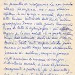 Lettera di Anna Maria Magni del 3 novembre 1960 pag 1