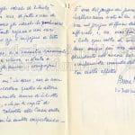 Lettera di Anna Maria Magni del 3 novembre 1960 pag 2