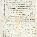 Lettera di Angelandrea Zottoli a Flora pag 2