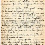 Lettera di Ninon Magri Nisio a Francesco Flora, luglio 1948 pag.2