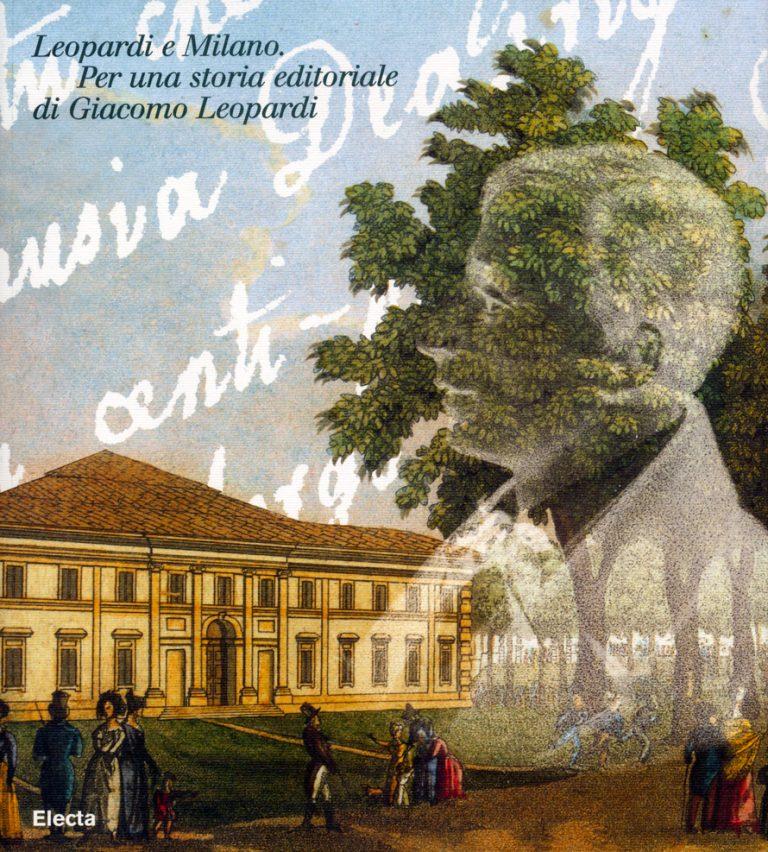 Leopardi a Milano copertina