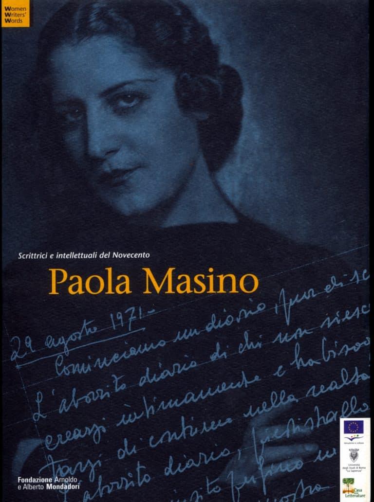 Paola Masino copertina