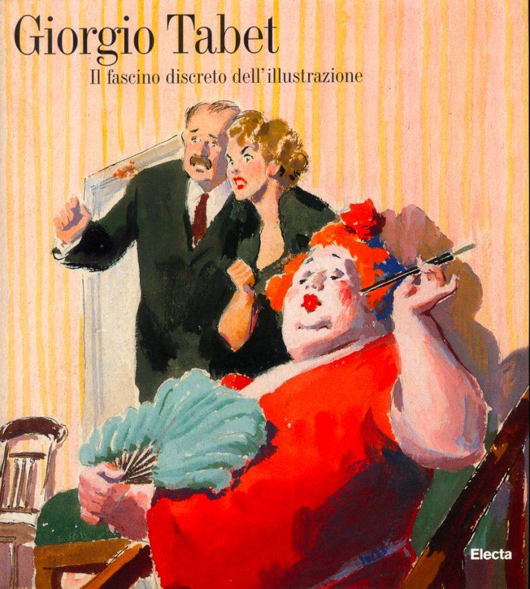 Giorgio Tabet copertina