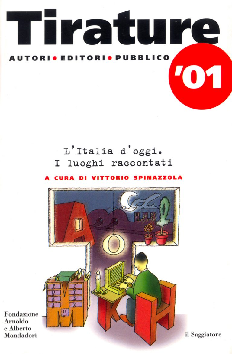 Tirature '01 copertina