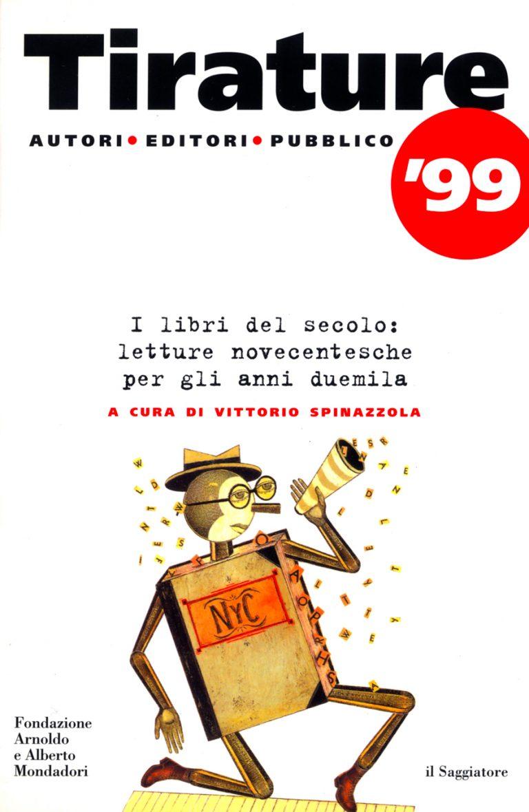 Tirature 99 copertina