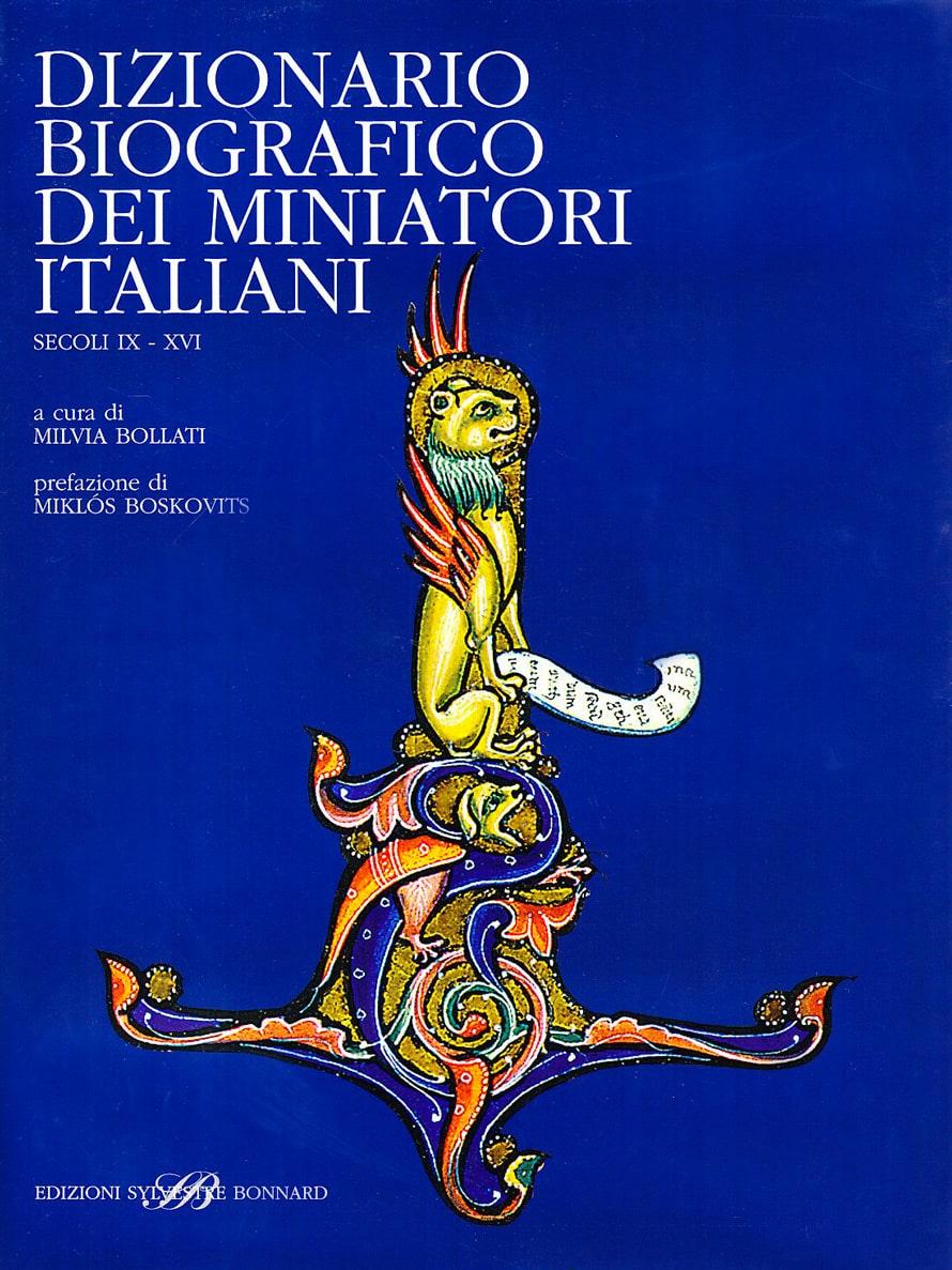 Dizionario miniatori italiani