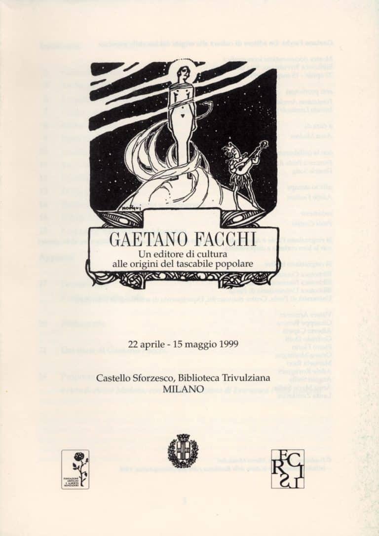 Gaetano Facchi. Un editore di cultura alle origini del tascabile popolare
