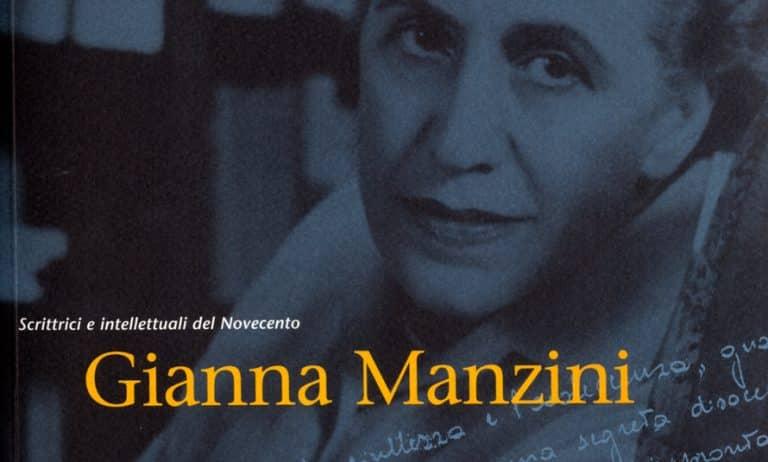 Gianna Manzini copertina