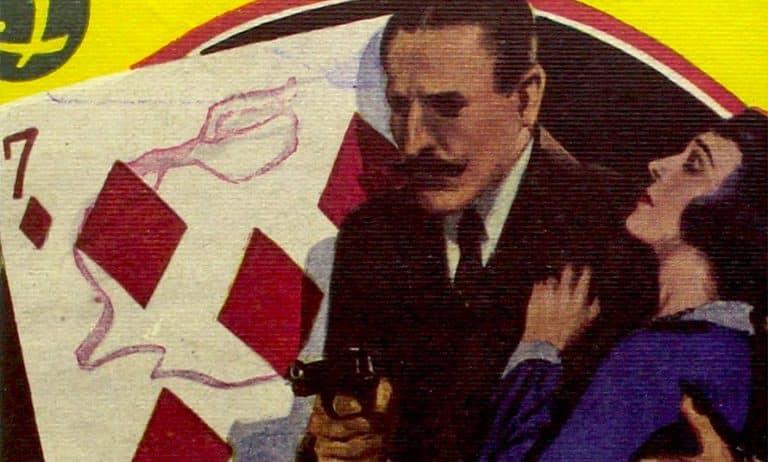 Un secolo in giallo. Storia del poliziesco italiano copertina