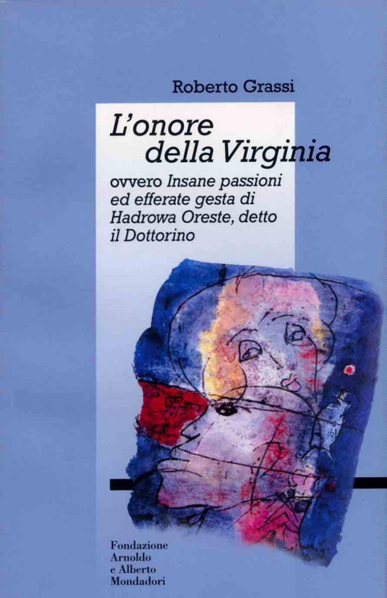 L'onore della Virginia copertina