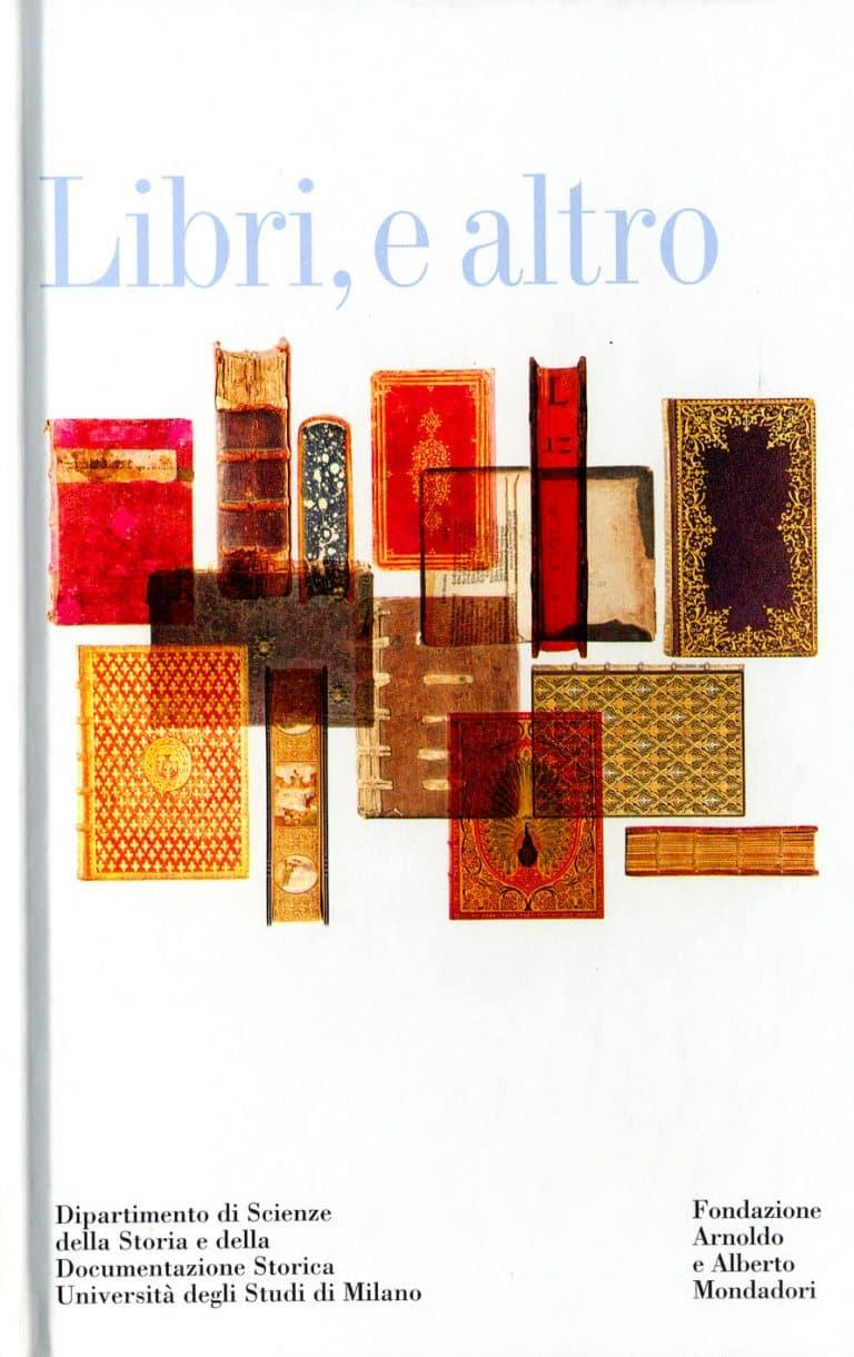 Libri e altro copertina