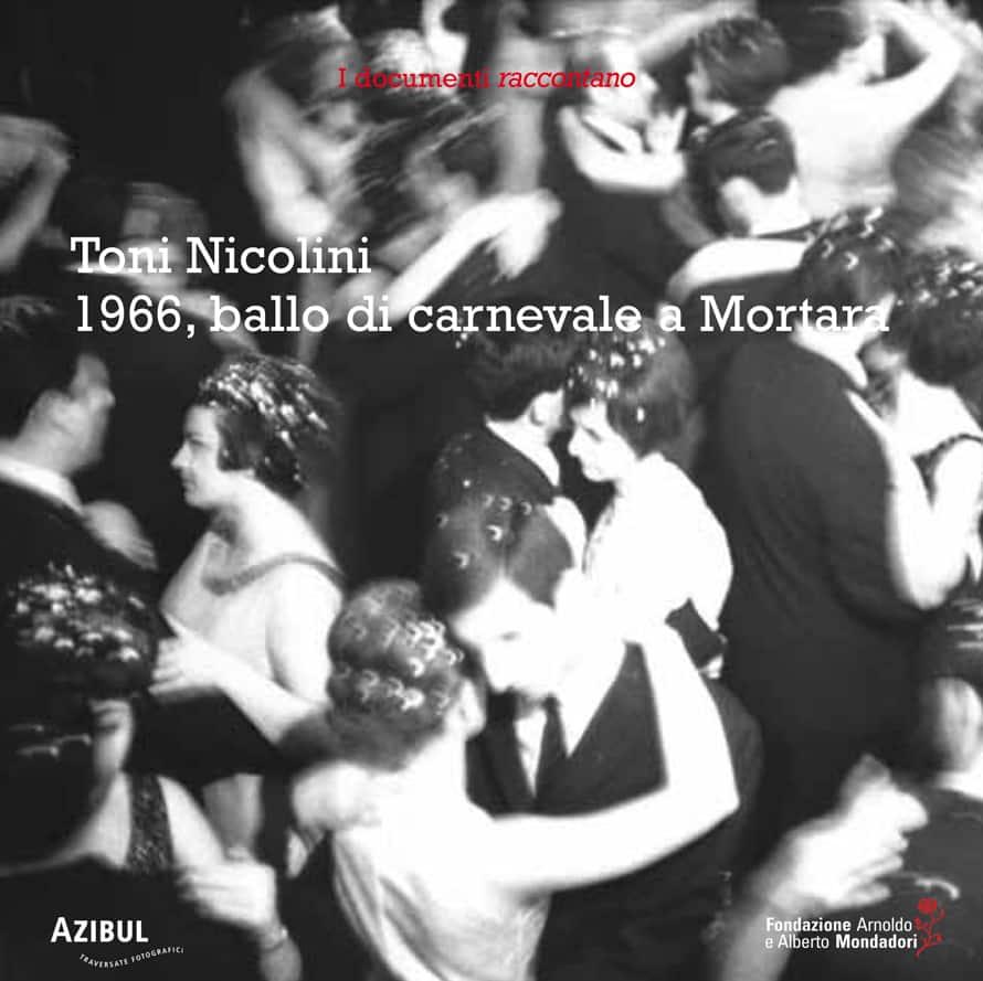 1966, ballo di carnevale a Mortara copertina