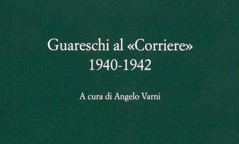 Guareschi al «Corriere» 1940-1942
