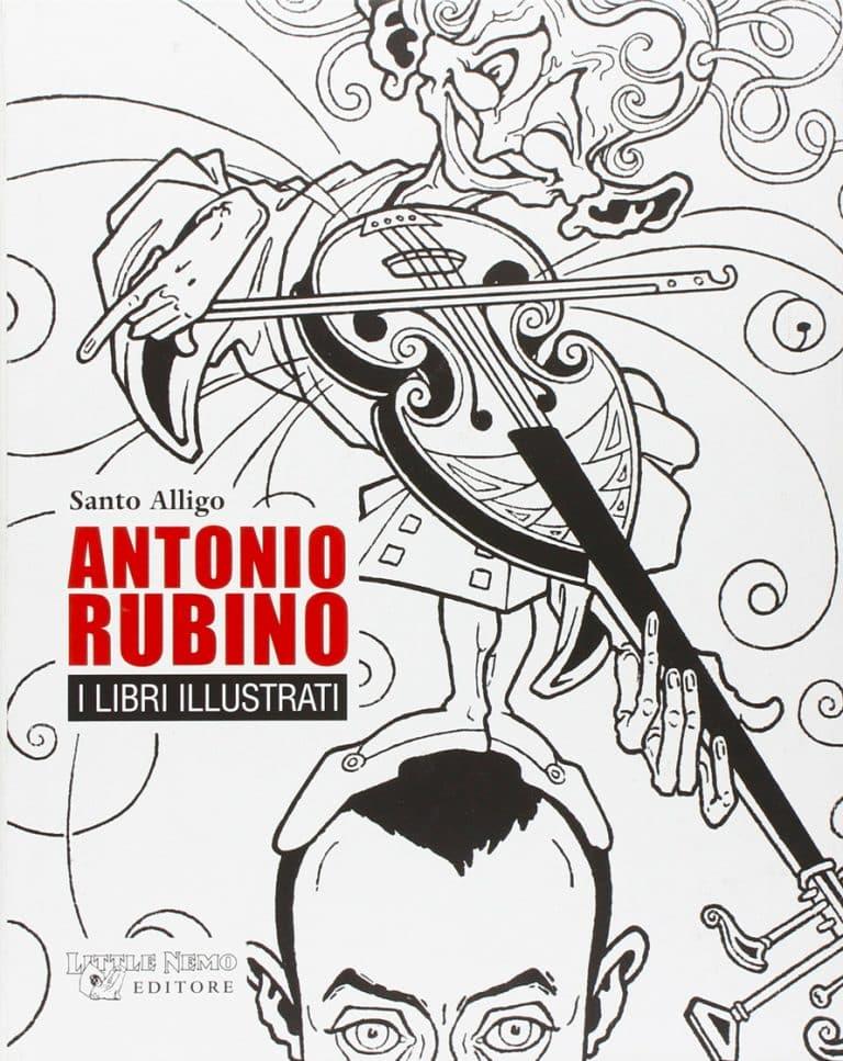 Antonio Rubino. I libri illustrati copertina