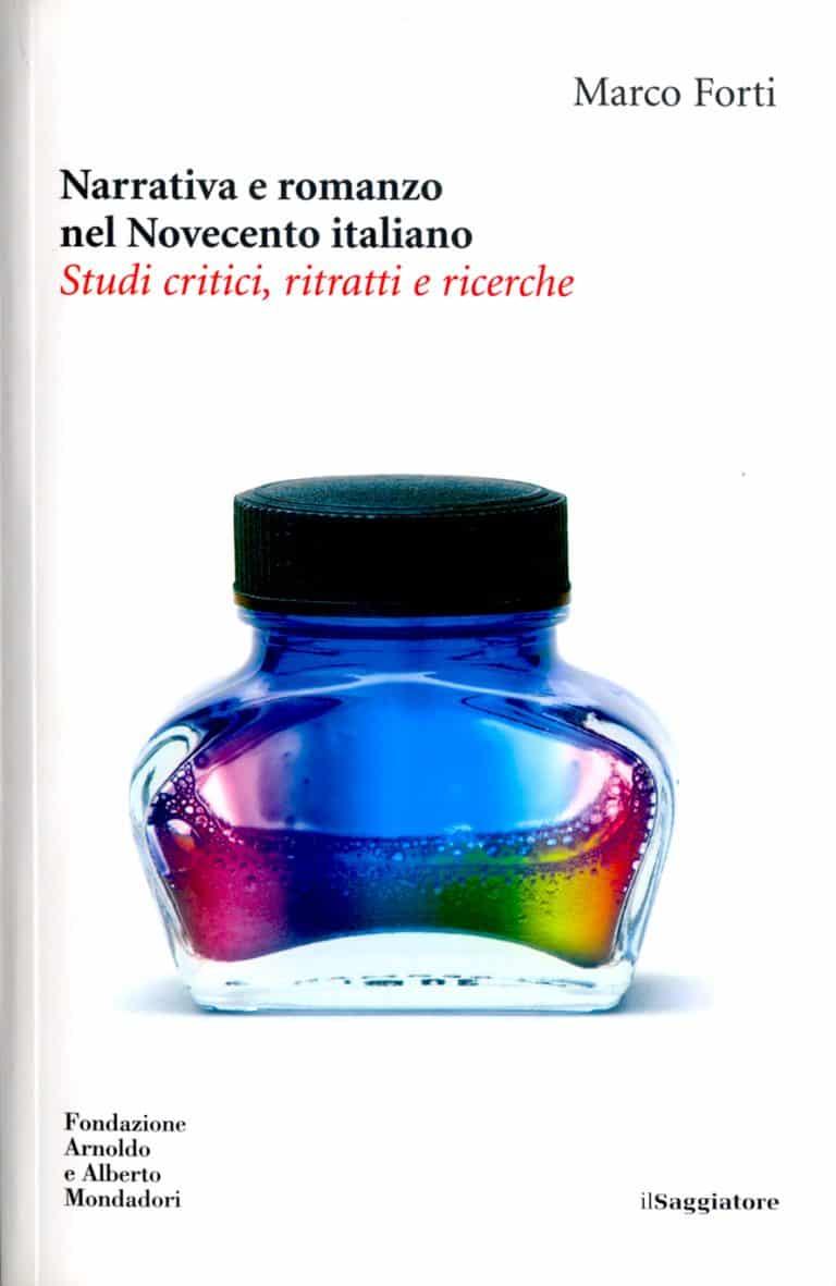 Narrativa e romanzo nel Novecento italiano copertina