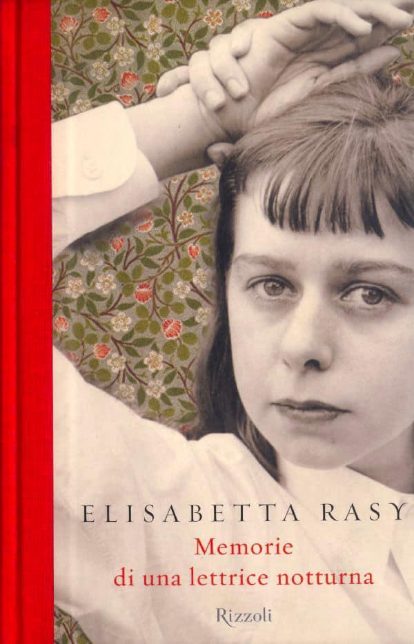 Memorie di una lettrice notturna copertina