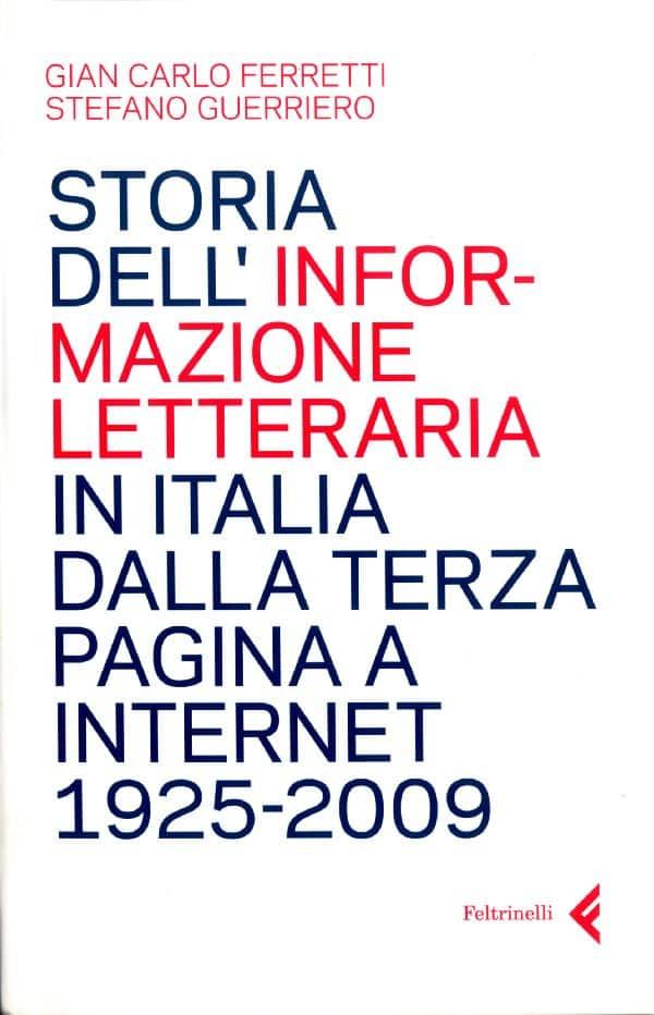 Storia dell'informazione letteraria in Italia