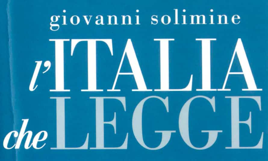 L'Italia che legge copertina