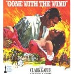 Gone with the wind locandina