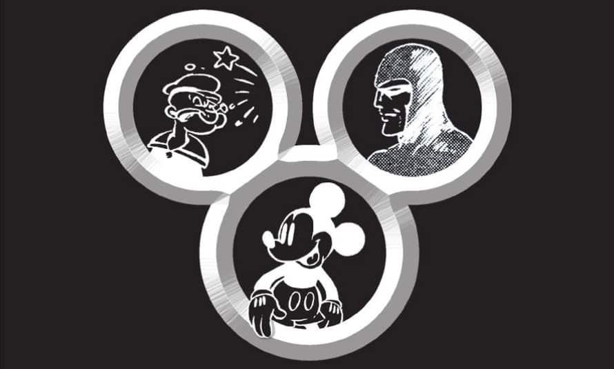 Eccetto topolino copertina