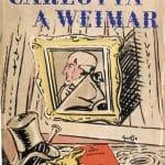Carlotta a Weimar copertina