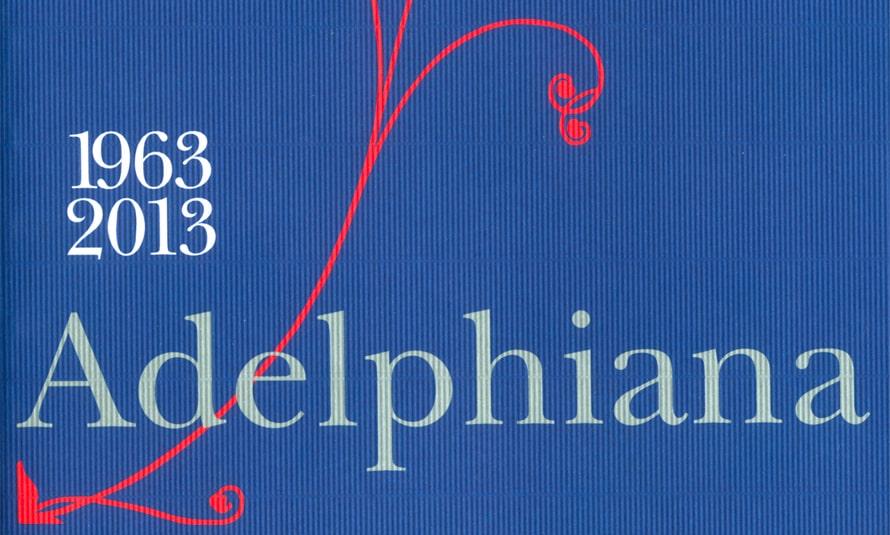 Adelphiana copertina