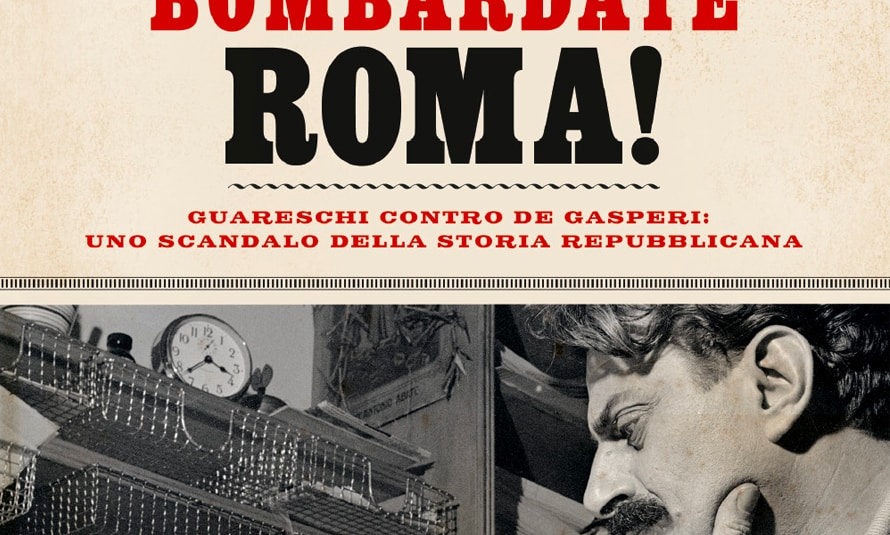Bombardate Roma copertina