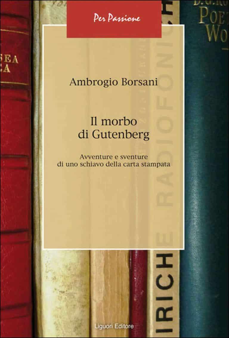 Il morbo di Gutenberg copertina