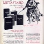 Locandina Metastasio
