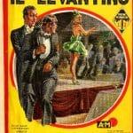 Edgar Wallace, Il levantino copertina