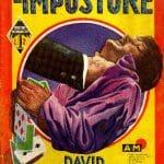 David Whitelaw, L'impostore copertina 1936