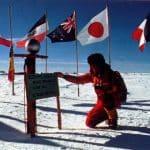 Bonatti foto Antartide