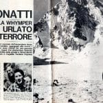 Rivista Epoca: Bonatti racconta – Quattro giorni con la morte.